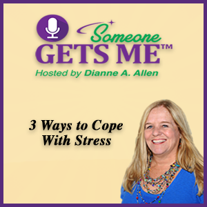 3 ways to cope with stress