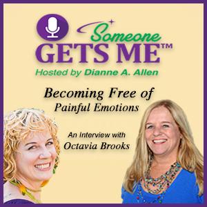 Octavia Brooks on Someone Gets Me podcast