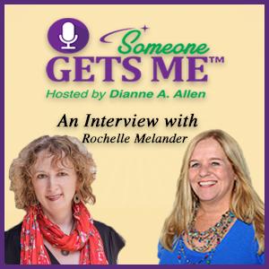 Dianne A Allen interviews Rochelle Melander on storytelling