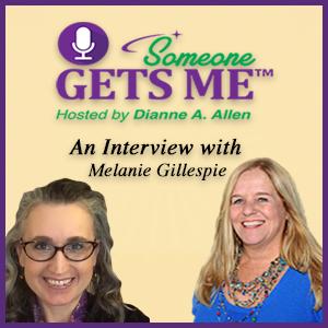 Dianne A Allen interviews Melanie Gillespie about burnout